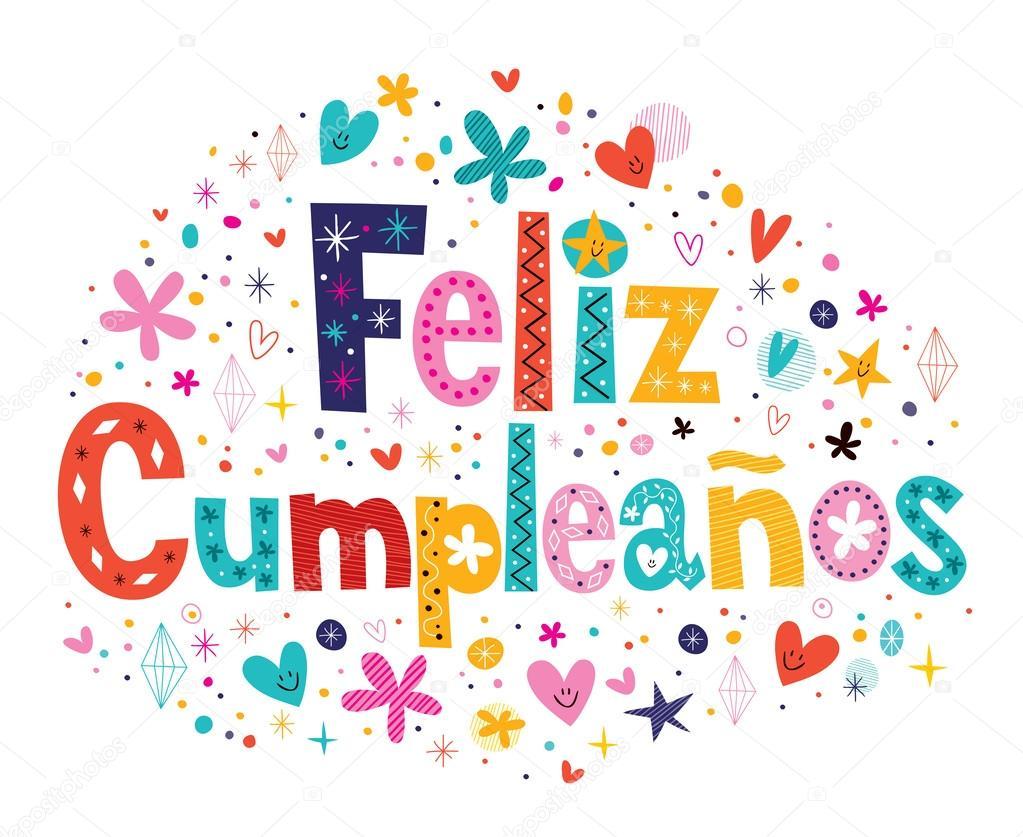 Как поздравить с днем рождения на испанском