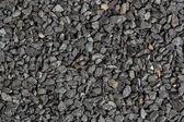 Textura de pedras de basalto. Close-up tiro. — Fotografia Stock
