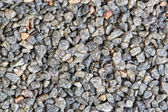 Colorful gravel background texture. Close-up shot of quartz ston — Foto Stock