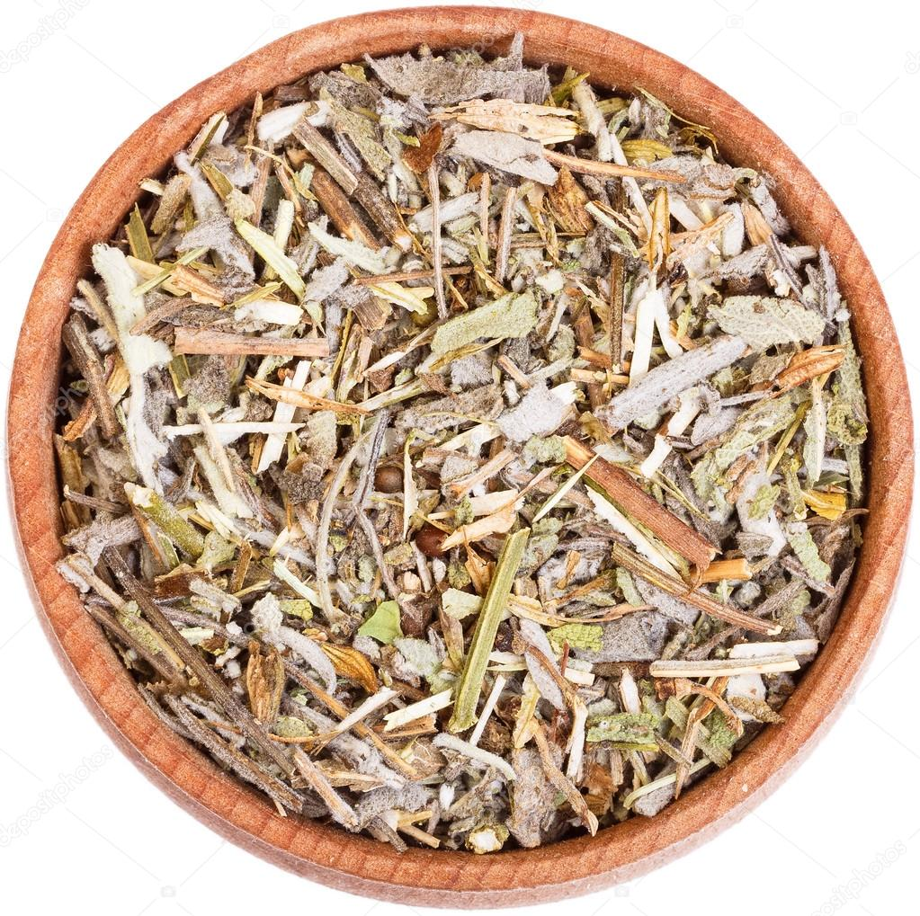 Dried sage in urdu