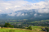 горные панорамы — Стоковое фото