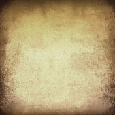 Old rusty parchment brown background — Stock Photo