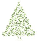 Cristmas tree — Wektor stockowy