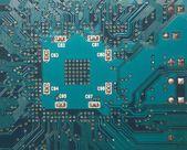 Circuit close-up — Stock Photo