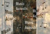 Musique backround — Photo