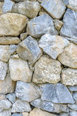 Stone rocks texture — Stock Photo