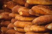 困在彼此的面包 — 图库照片
