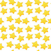 Pattern with stars — Stock Vector