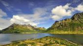 Norway, stunning landscape — Stock Photo