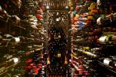 Modern Wine Cellar — Stock Photo