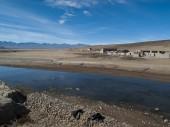 Altiplano in Bolivia — Stock Photo