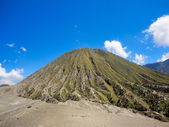 Mount Bromo in Indonesia — Stock Photo