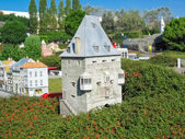 Mini Europe in Brussels — Stock Photo