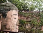 Leshan dev Buda — Stok fotoğraf