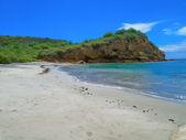 Playa de los Frailes in Ecuador — Stock Photo