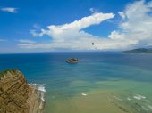Playa de los Frailes in Ecuador — Stock Photo