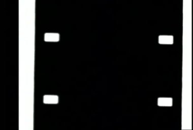 16mm Film roll — Stock Video