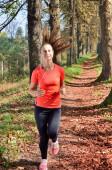 Sport woman — Foto de Stock