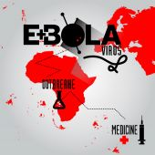 EBOLA SIGN — Stock Vector