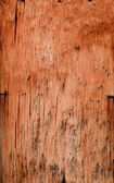 Wooden texture with scratches and cracks — Stock Photo