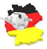 Transizione energetica tedesca — Foto Stock