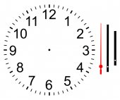 You set the time — Stock Photo