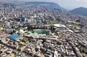 Quito, modern — Stock Photo