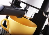 Espresso Machine — Stock Photo