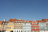 Nyhavn district of Copenhagen — Стоковое фото