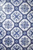 Traditional Portuguese tiles — Stock Photo