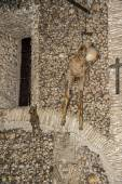 Portugal , Evora . Chapel of Bones — Stock Photo