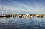 In the harbor — Stock Photo