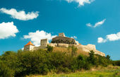 Medieval fortress of Rupea, Brasov, Transylvania, Romania — Stock Photo