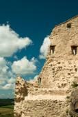 Medieval fortress of Rupea, Brasov, Transylvania, Romania — Stock Photo