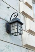 Wall Mounted Street Lamp — Stock Photo