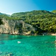 Paleokastritsa bay, Corfu Island, Greece — Stock Photo #61497797