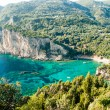 Paleokastritsa bay, Corfu Island, Greece — Stock Photo #61497839