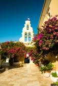 Paleokastritsa bay, Corfu Island, Greece — Stockfoto