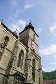 Black Church Brasov, Transylvania, Romania. — Stockfoto