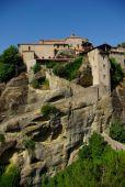 Meteora monasteries, Greece — Stock Photo