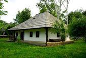 Romanian traditional house. — Stock Photo