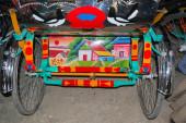 Rickshaw Art — Photo