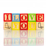 I Love You — Stock Photo #61126705