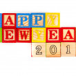 Happy New Year — Stock Photo #61126935