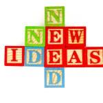 Need new ideas — Stock Photo #61127035
