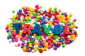 Travel — Stock Photo