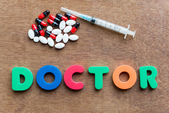 Doctor — Foto de Stock
