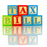 Постер, плакат: Tax bill
