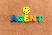 Agent — Stock Photo