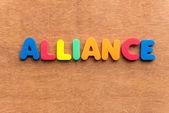 Alliance — Stock Photo